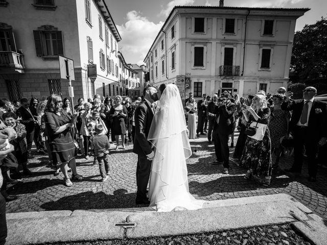 Il matrimonio di Cesare e Alessia a Vigevano, Pavia 104