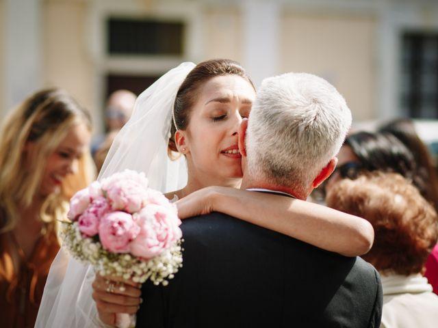 Il matrimonio di Cesare e Alessia a Vigevano, Pavia 108