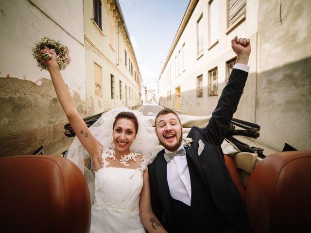 Il matrimonio di Cesare e Alessia a Vigevano, Pavia 110