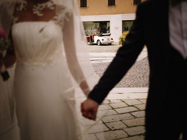 Il matrimonio di Cesare e Alessia a Vigevano, Pavia 111