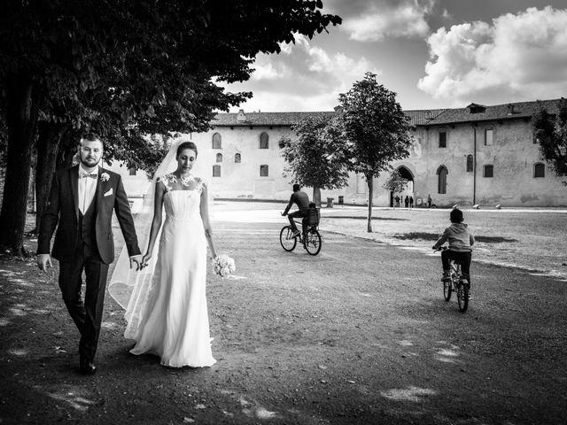 Il matrimonio di Cesare e Alessia a Vigevano, Pavia 115
