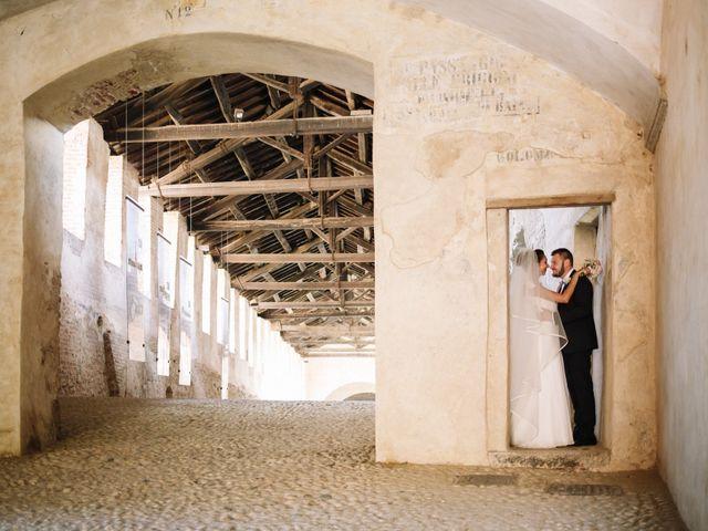 Il matrimonio di Cesare e Alessia a Vigevano, Pavia 117