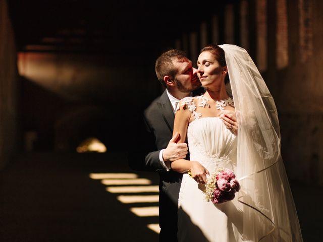Il matrimonio di Cesare e Alessia a Vigevano, Pavia 118