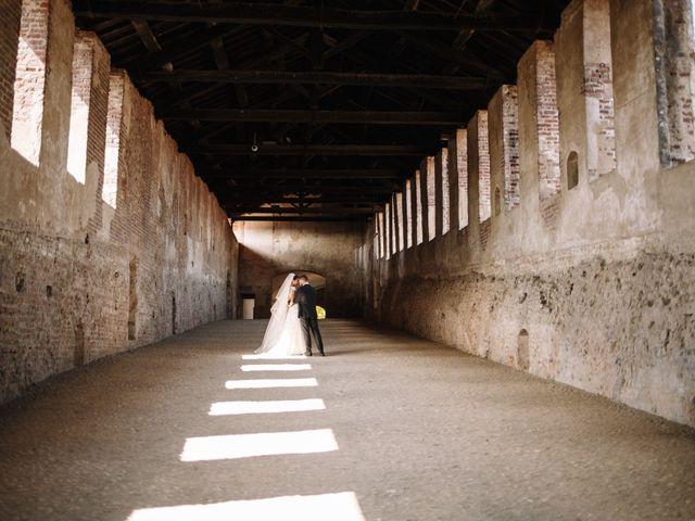 Il matrimonio di Cesare e Alessia a Vigevano, Pavia 122
