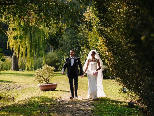 Il matrimonio di Cesare e Alessia a Vigevano, Pavia 128