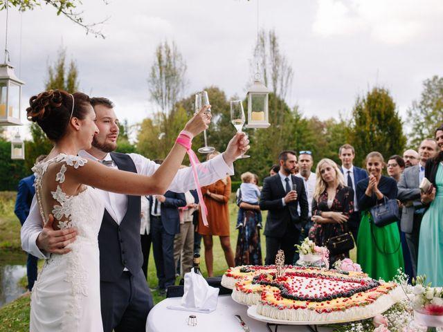 Il matrimonio di Cesare e Alessia a Vigevano, Pavia 178
