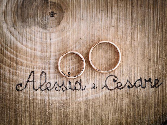 Il matrimonio di Cesare e Alessia a Vigevano, Pavia 204
