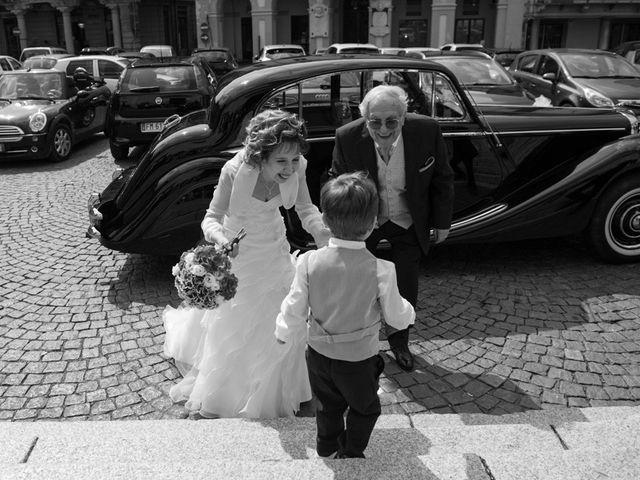 Il matrimonio di Gianluca e Valeria a Valenza, Alessandria 20