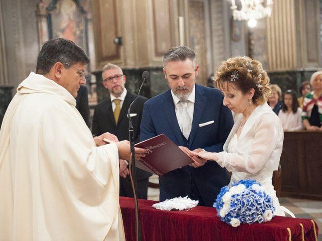 Il matrimonio di Gianluca e Valeria a Valenza, Alessandria 21