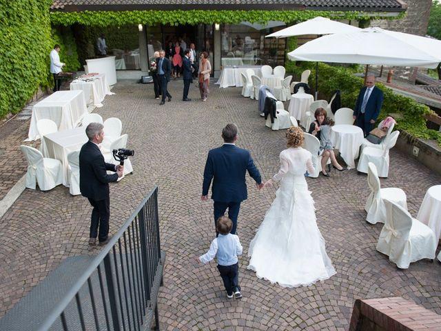 Il matrimonio di Gianluca e Valeria a Valenza, Alessandria 32