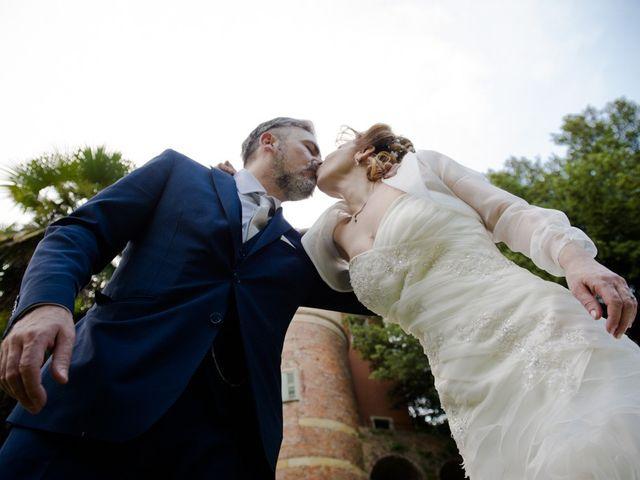 Il matrimonio di Gianluca e Valeria a Valenza, Alessandria 39