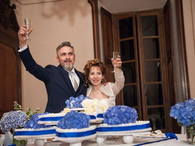 Il matrimonio di Gianluca e Valeria a Valenza, Alessandria 41
