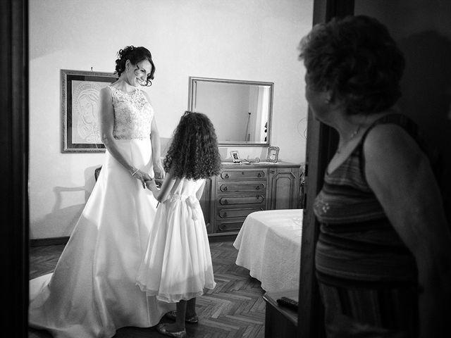 Il matrimonio di Alessandro e Federica a Roma, Roma 11
