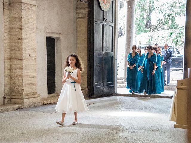 Il matrimonio di Alessandro e Federica a Roma, Roma 33