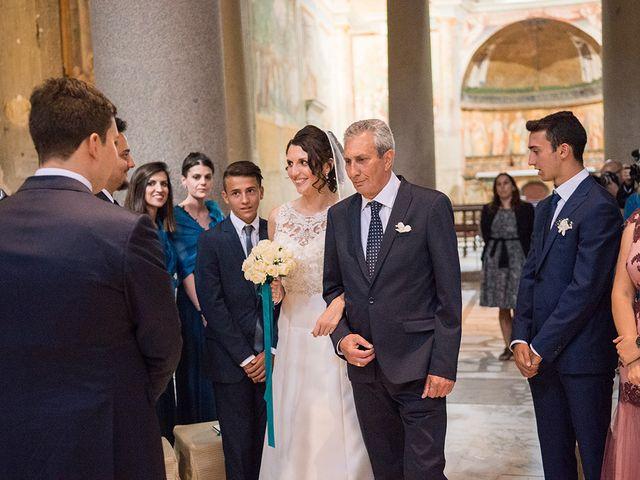 Il matrimonio di Alessandro e Federica a Roma, Roma 35