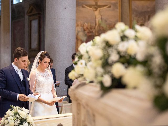 Il matrimonio di Alessandro e Federica a Roma, Roma 38