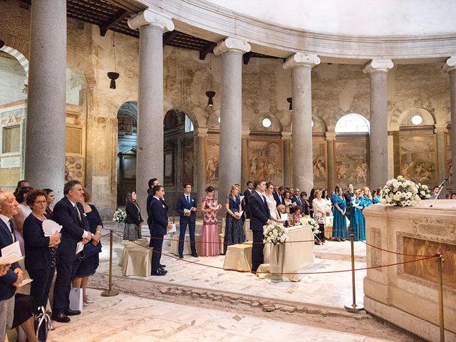 Il matrimonio di Alessandro e Federica a Roma, Roma 39