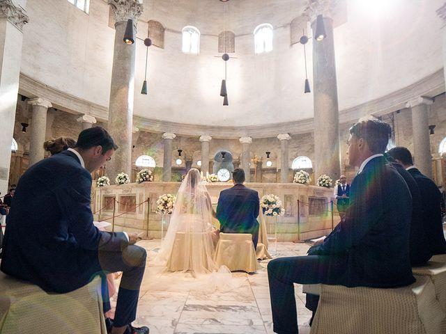 Il matrimonio di Alessandro e Federica a Roma, Roma 40