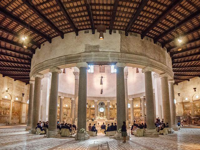 Il matrimonio di Alessandro e Federica a Roma, Roma 41