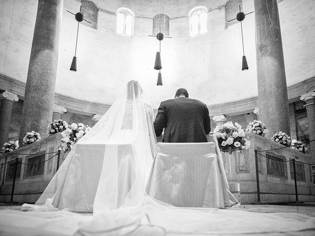 Il matrimonio di Alessandro e Federica a Roma, Roma 48