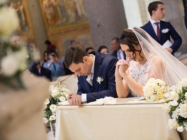 Il matrimonio di Alessandro e Federica a Roma, Roma 50