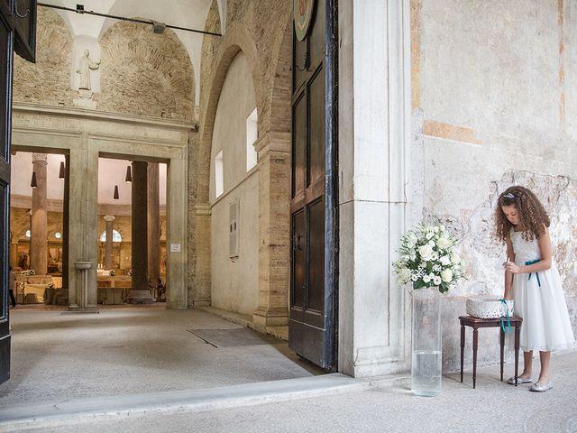Il matrimonio di Alessandro e Federica a Roma, Roma 52
