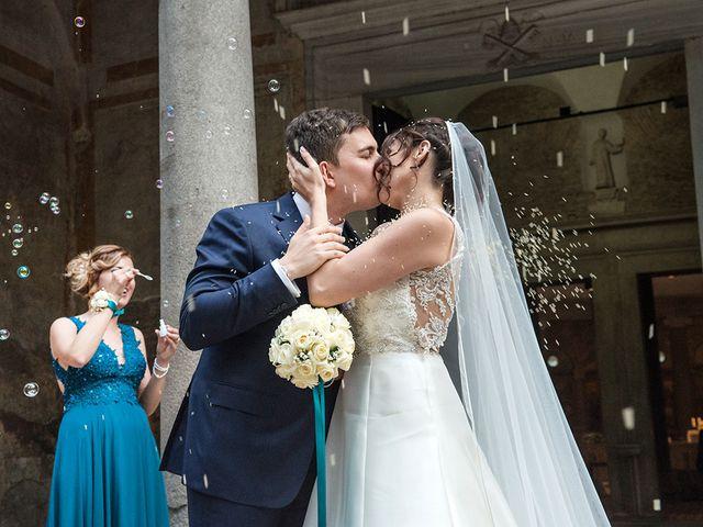 Il matrimonio di Alessandro e Federica a Roma, Roma 56
