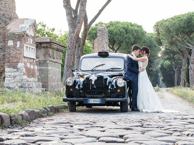 Il matrimonio di Alessandro e Federica a Roma, Roma 63
