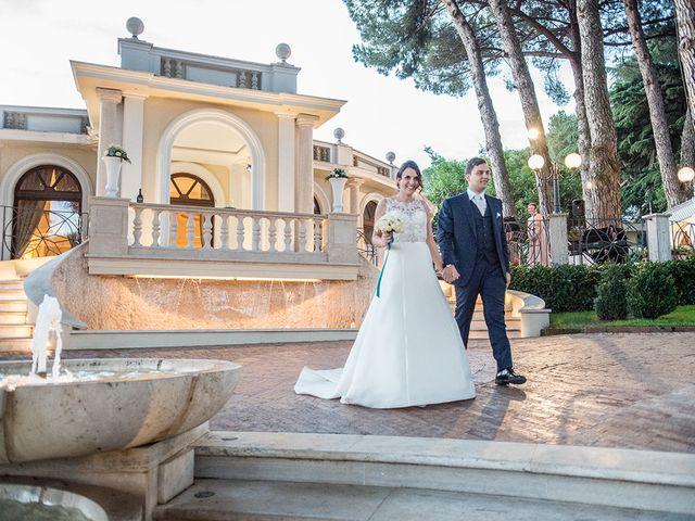 Il matrimonio di Alessandro e Federica a Roma, Roma 68