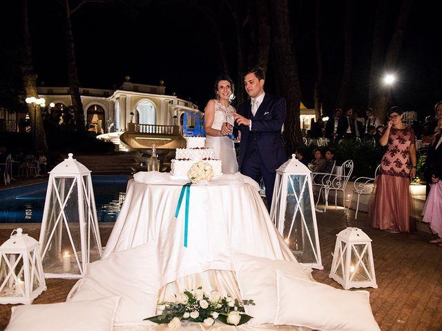 Il matrimonio di Alessandro e Federica a Roma, Roma 87