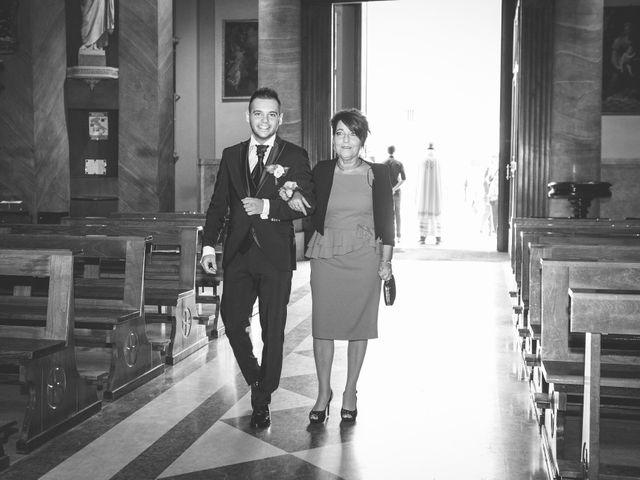 Il matrimonio di Daniele e Camilla a Calco, Lecco 12