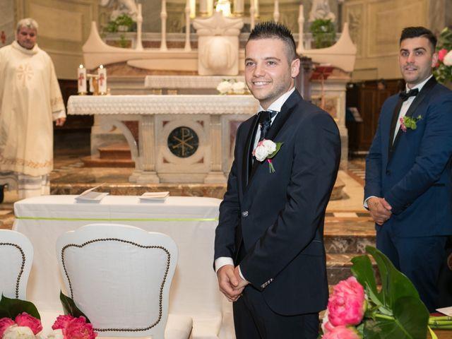 Il matrimonio di Daniele e Camilla a Calco, Lecco 14