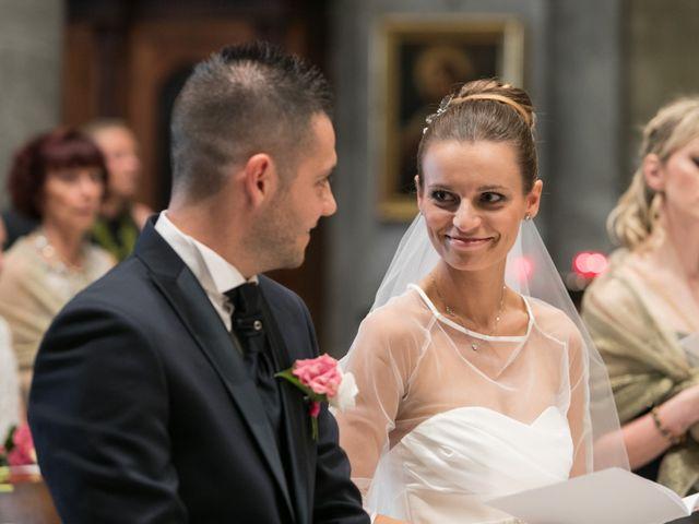 Il matrimonio di Daniele e Camilla a Calco, Lecco 17