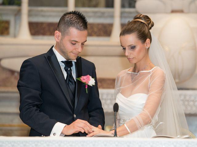 Il matrimonio di Daniele e Camilla a Calco, Lecco 18