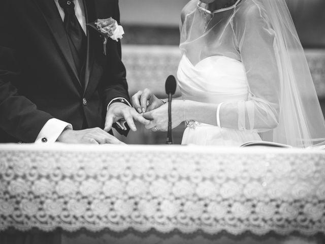 Il matrimonio di Daniele e Camilla a Calco, Lecco 19