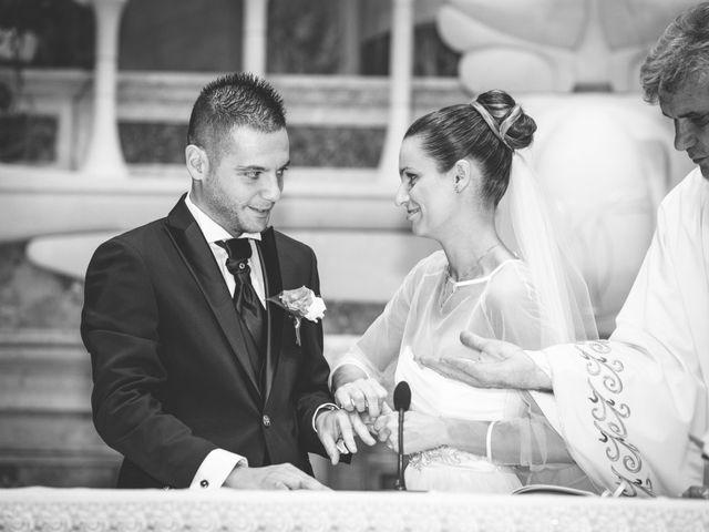 Il matrimonio di Daniele e Camilla a Calco, Lecco 20