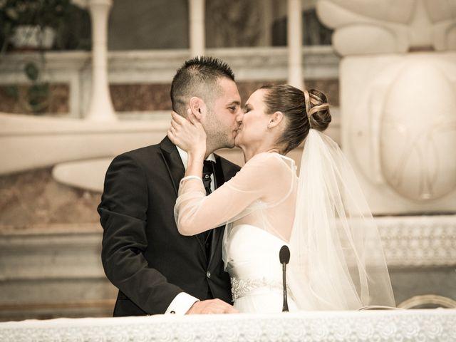 Il matrimonio di Daniele e Camilla a Calco, Lecco 21