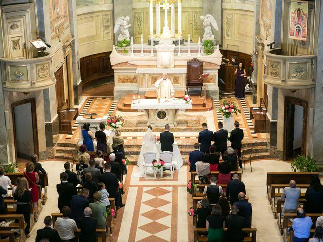 Il matrimonio di Daniele e Camilla a Calco, Lecco 22