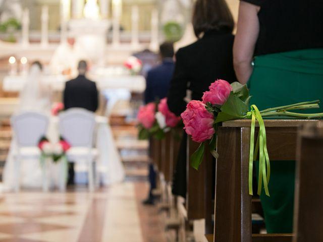 Il matrimonio di Daniele e Camilla a Calco, Lecco 23