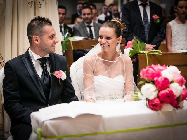 Il matrimonio di Daniele e Camilla a Calco, Lecco 24