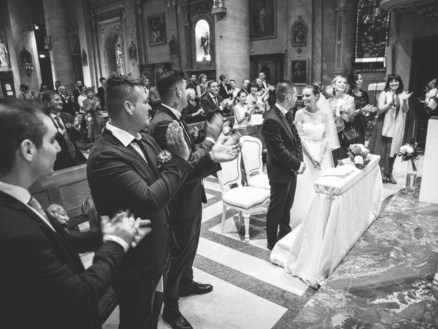 Il matrimonio di Daniele e Camilla a Calco, Lecco 25