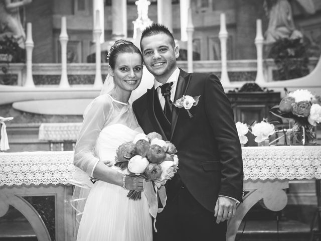Il matrimonio di Daniele e Camilla a Calco, Lecco 27