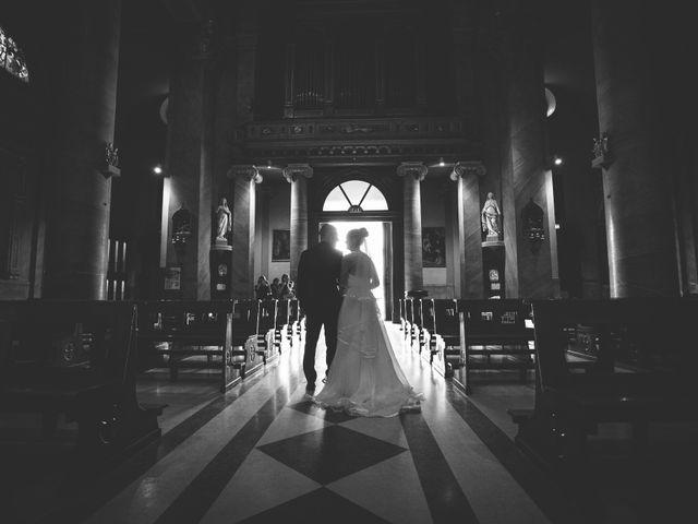 Il matrimonio di Daniele e Camilla a Calco, Lecco 29