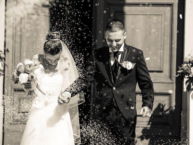 Il matrimonio di Daniele e Camilla a Calco, Lecco 30
