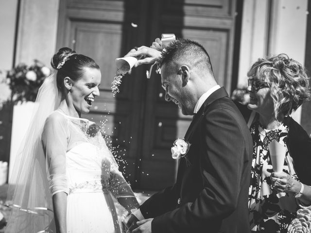 Il matrimonio di Daniele e Camilla a Calco, Lecco 31