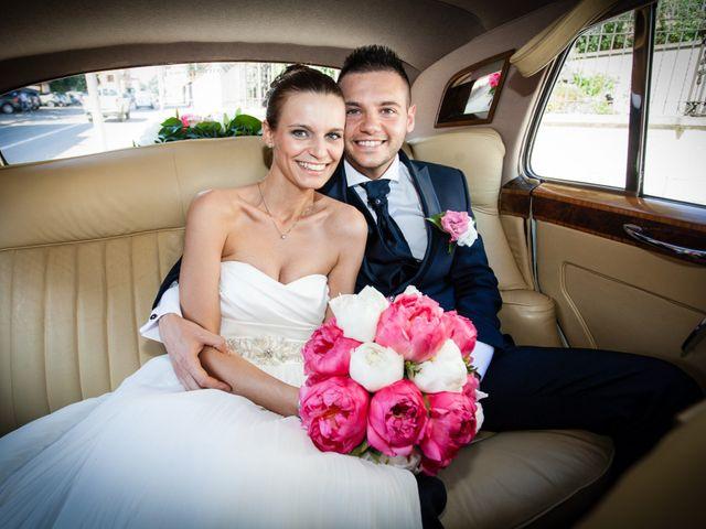 Il matrimonio di Daniele e Camilla a Calco, Lecco 33