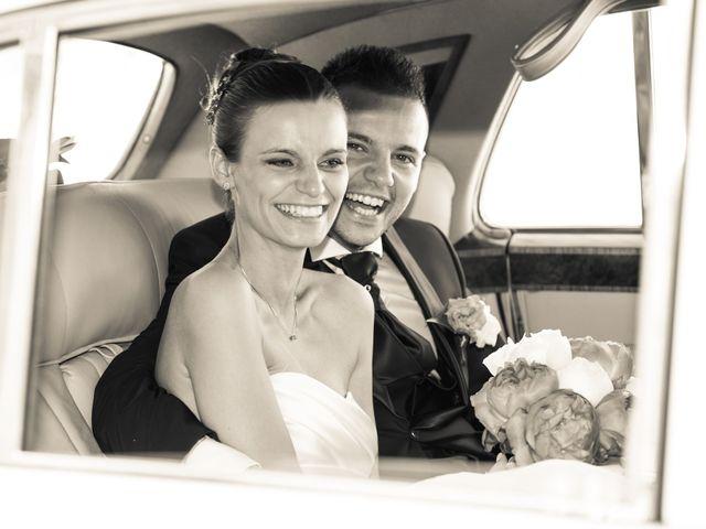 Il matrimonio di Daniele e Camilla a Calco, Lecco 34