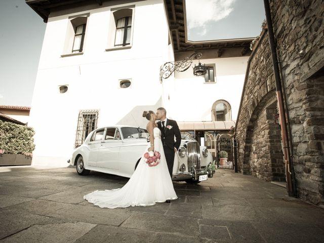 Il matrimonio di Daniele e Camilla a Calco, Lecco 36
