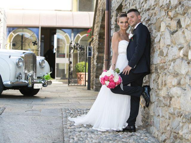Il matrimonio di Daniele e Camilla a Calco, Lecco 37