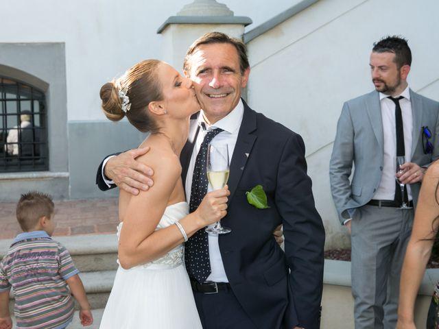 Il matrimonio di Daniele e Camilla a Calco, Lecco 39